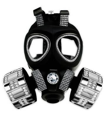 Máscara de gas diseñada por Diddo Velema